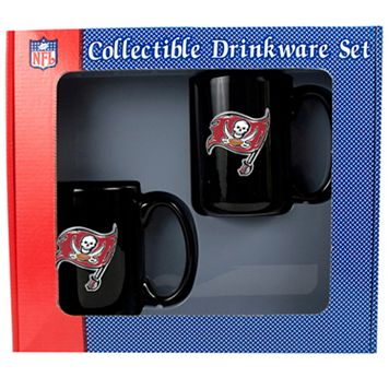 Tampa Bay Buccaneers 2-pc. Mug Set