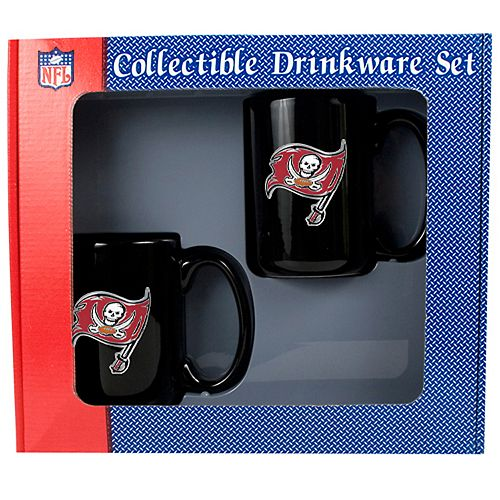 Tampa Bay Buccaneers 2-pc. Mug Set