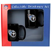 Tennessee Titans 2 pc Ceramic Mug Set