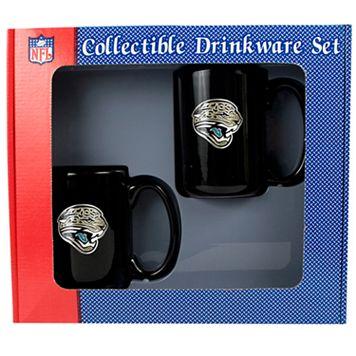 Jacksonville Jaguars 2-pc. Mug Set