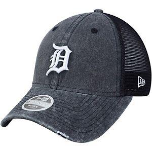 buy best performance sportswear los angeles Women's New Era Black Detroit Tigers Team Glisten 9TWENTY ...