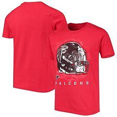 Outerstuff NFL Julio Jones # 11 Youth Boys 8-20 Name /& Number Short Sleeve Tee