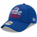Youth New Era Blue Chicago Cubs Flash 9FORTY Adjustable Hat