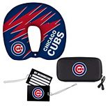 The Northwest Company Chicago Cubs Four-Piece Travel Set