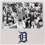 """Detroit Tigers 4"""" x 6"""" Aluminum Picture Frame"""