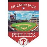 "WinCraft Philadelphia Phillies 17"" x 26"" Ballpark Premium Banner"