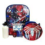 Boys Spider-Man 5-piece Backpack Set