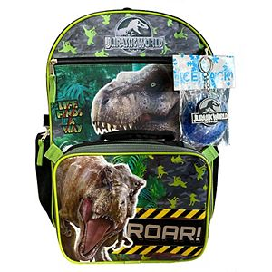 Boys Jurassic Park 5-pc. Backpack