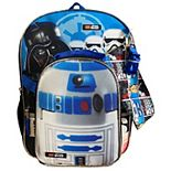 Boys Lego Star Wars 4-pc. Backpack