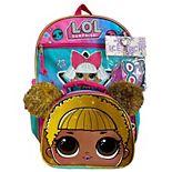 Girls L.O.L. Surprise! 5-pc. Backpack