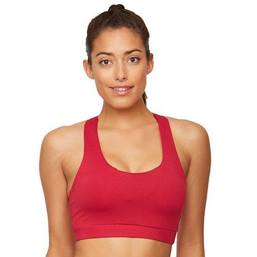 Women's Colosseum Abby High-Impact Sports Bra