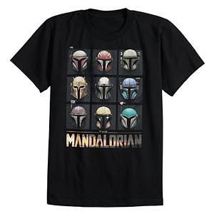 Boys 8-20 Star Wars The Mandalorian Graphic Tee