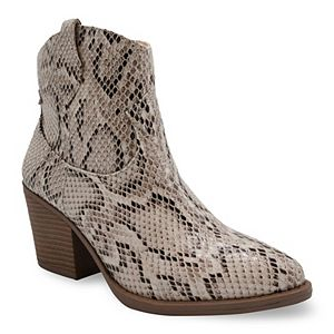 sugar Tarah Women's Ankle Boots