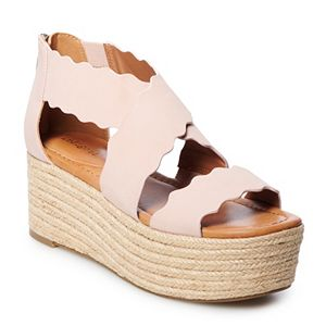 indigo rd. Haper Women's Platform Wedge Sandals