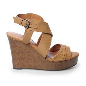indigo rd. Kaia Women's Platform Wedge Sandals