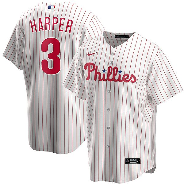 Men's Nike Philadelphia Phillies Bryce Harper Jersey