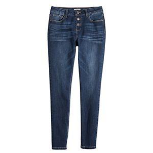 Girls 4-18 & Plus SO® Skinny Jeans