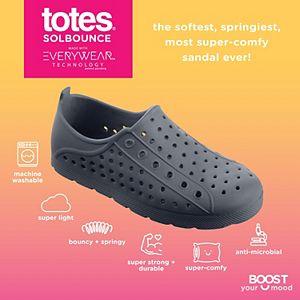 totes Sol Bounce Splash & Play Kids' Sneaker Sandals