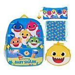 Baby Shark 5-piece Backpack & Lunch Bag Set