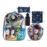 Disney / Pixar Toy Story Girls 5-piece Backpack & Lunch Bag Set