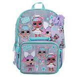 Girls 5-piece L.O.L. Surprise! Backpack Set