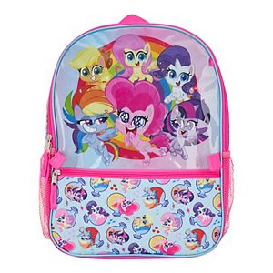 My Little Pony 5-piece Backpack & Lunch Bag Set