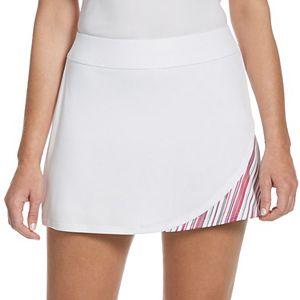 Women's Grand Slam Side Print Flounce Skirt