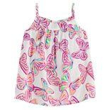 Baby Girl Jumping Beans® Shirred Tank Top