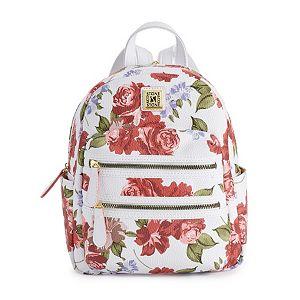 Stone & Co. Rose Bloom Mini Backpack