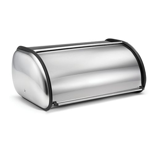 Stainless Steel Deluxe Bread Bin