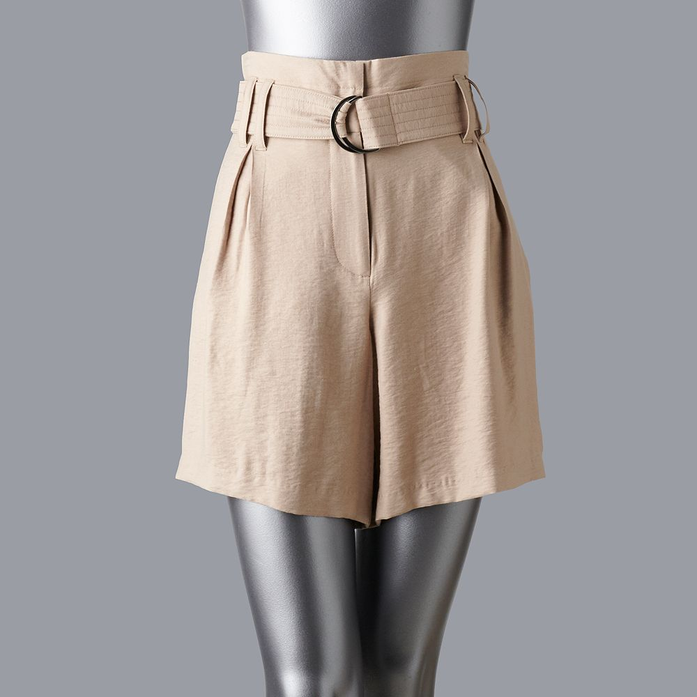 Women's Simply Vera Vera Wang Simply Modern Shorts