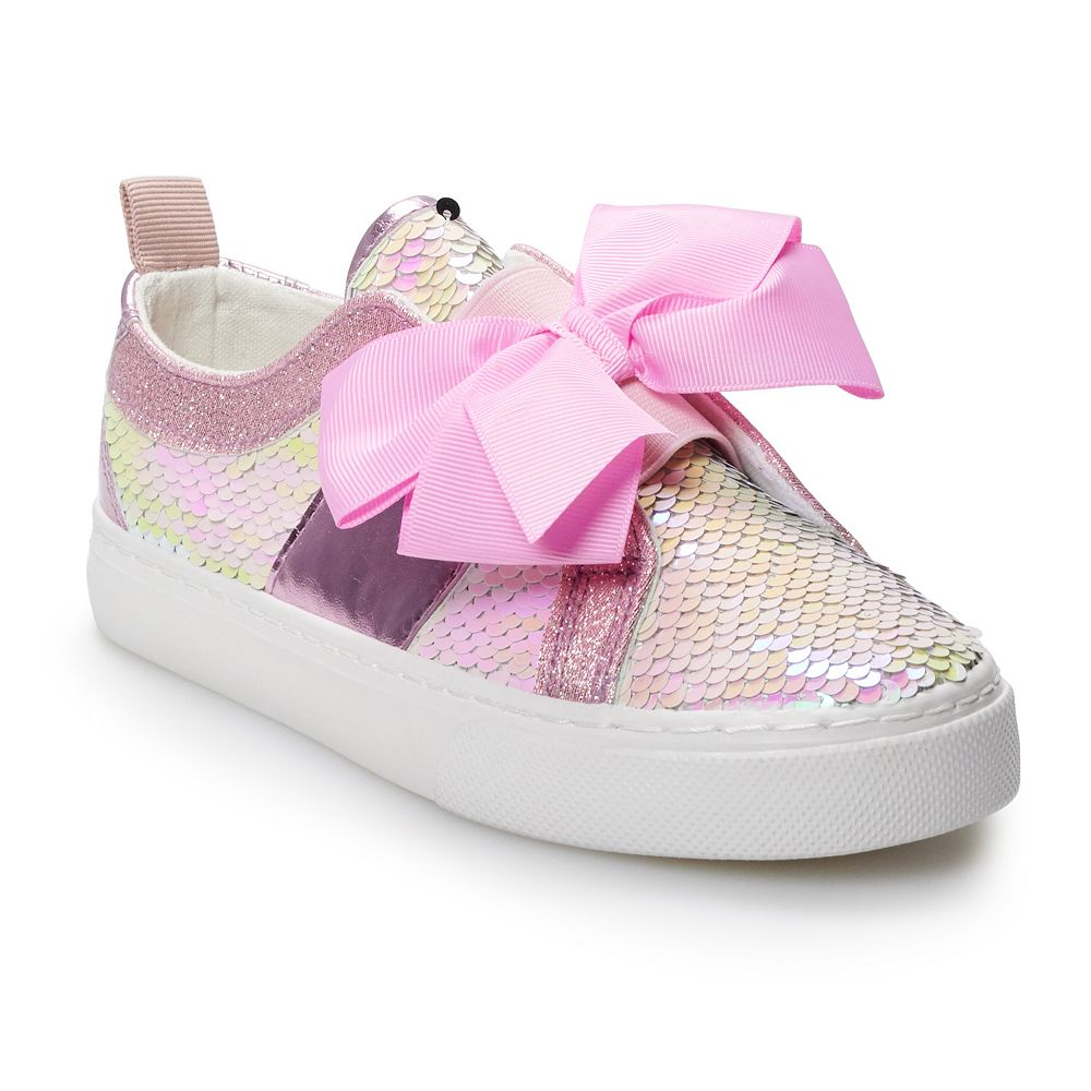 JoJo Siwa Sequin Girls' Sneakers