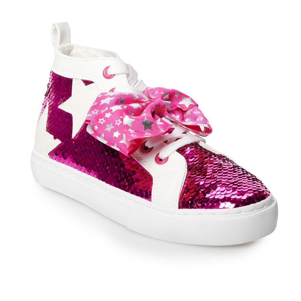 JoJo Siwa Star Girls' High Top Shoes