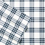 Eddie Bauer Basic Plaid Cotton Sheet Set