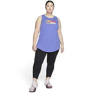 Plus Size Nike Dri-FIT Icon Clash Training Tank Top