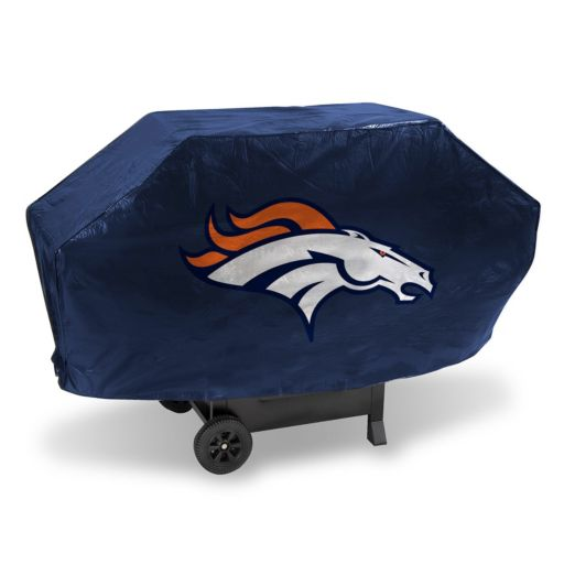 Denver Broncos Deluxe Grill Cover