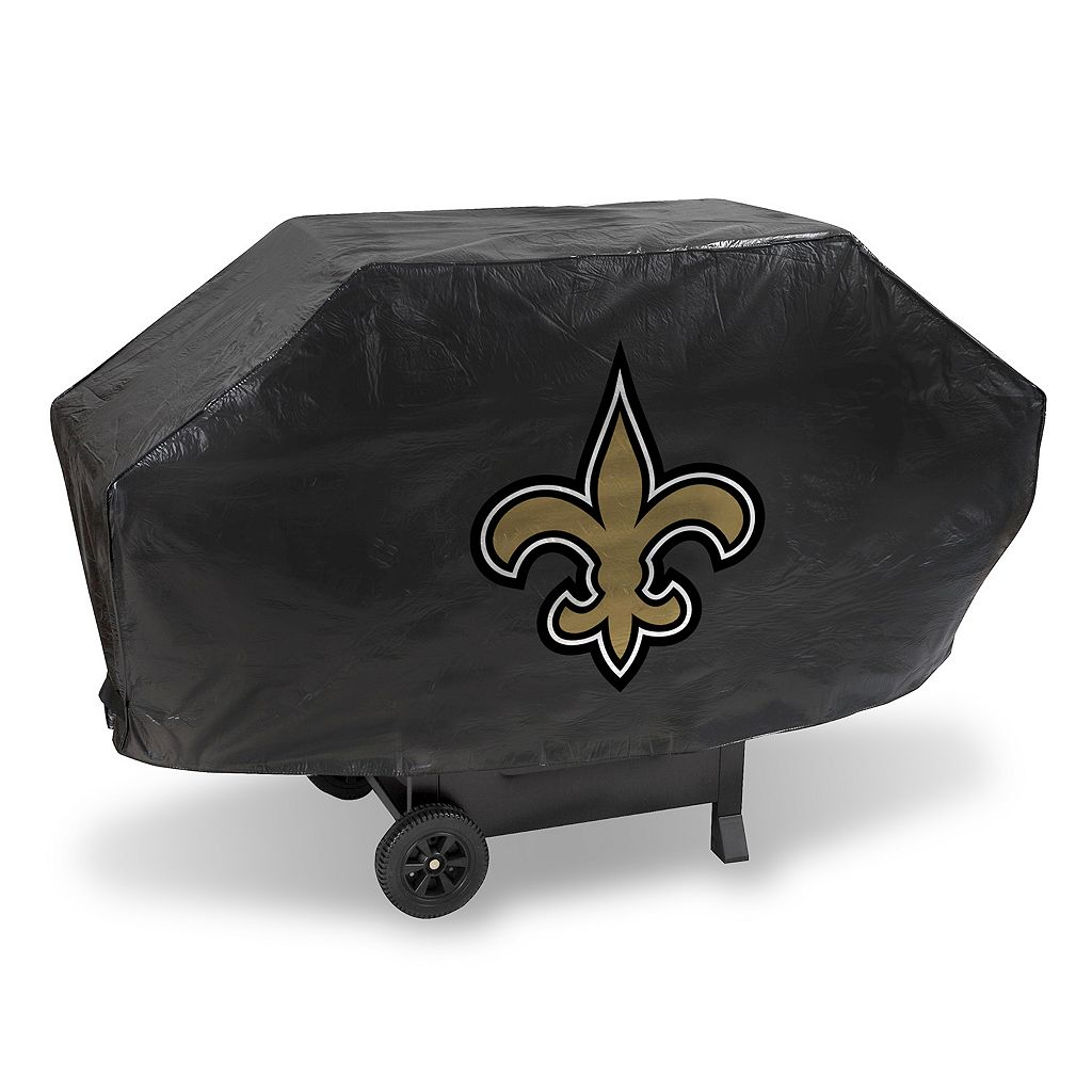New Orleans Saints Deluxe Grill Cover