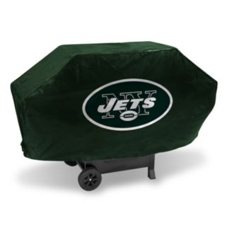 New York Jets Deluxe Grill Cover