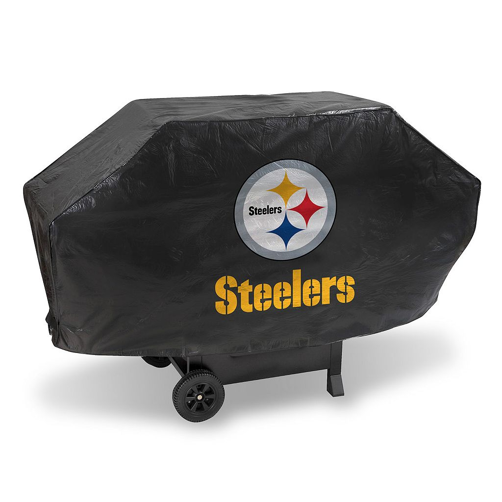 Pittsburgh Steelers Deluxe Grill Cover