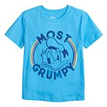 """Disney's Donald Duck Toddler Boy """"Most Grumpy"""" Graphic Tee by Jumping Beans®"""