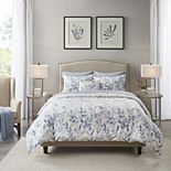 Madison Park Essentials Thelma Reversible Complete Bedding Set