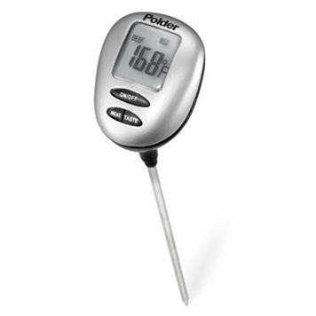 Polder Speed-Read Instant Meat Thermometer