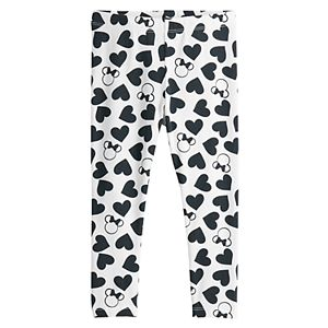 Disney's Minnie Mouse Toddler Girl Leggings by Jumping Beans®