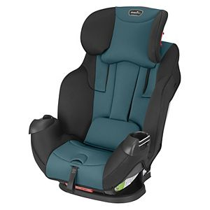 Evenflo Symphony Sport All-in-One Convertible Car Seat