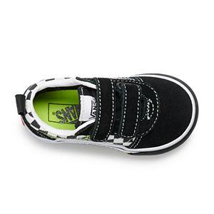 Vans® Ward V Toddler Boys' Dino Sneakers
