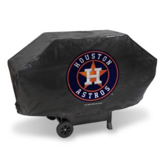 Houston Astros Deluxe Grill Cover