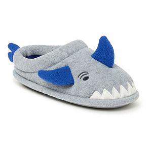 Dearfoams Shark Kids' Clogs