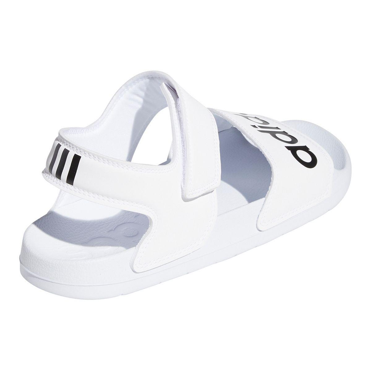 adidas Adilette Adult Strappy Sandals Q7ODH