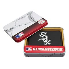 Chicago White Sox Trifold Leather Wallet