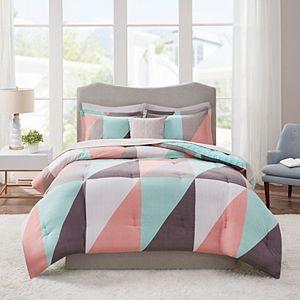 Madison Park Essentials Skylar Reversible Bedding Set